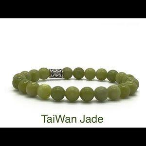 TaiWan Jade Gemstone Bracelet